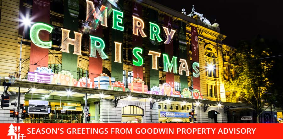 Season's greetings from Goodwin Property Advisory